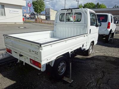 アクティトラック(外装:横2)