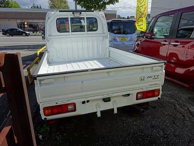 アクティトラック(外装:右前)
