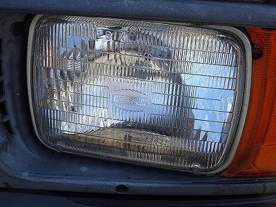 ハイゼットトラック(外装:後)
