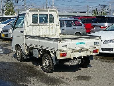 ハイゼットトラック(外装:左前)